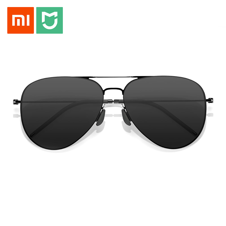 Original Xiaomi Turok Steinhardt TS Brand Nylon Polarized Stainless Sun Lenses Glasses 100% UV-Proof for Man Woman Travel in stock xiaomi turok steinhardt ts brand nylon polarized stainless sun lenses 18g edgeless 100