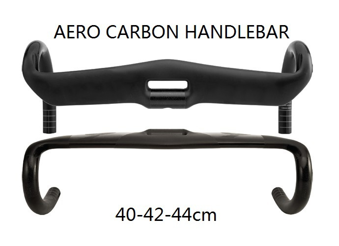 2015 Newest  Aero Road bicycle racing UD carbon fibre handlebar internal carbon bike handlebar 31.8*400 420 440mm Free Shipping newest raceface next road bike full carbon fibre bicycle handlebar road bike parts internal cable 31 8 400 420 440mm free ship