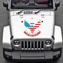 World Datong car sticker For JEEP Wrangler Renegade Compass Eagle Patriot Cherokee Grand Cherokee 4x4 whole body auto stickers стоимость