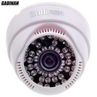 GADINAN HD 720P 960P IP Camera Indoor Dome Mini HD 3 6mm Lens ONVIF ABS Waterproof