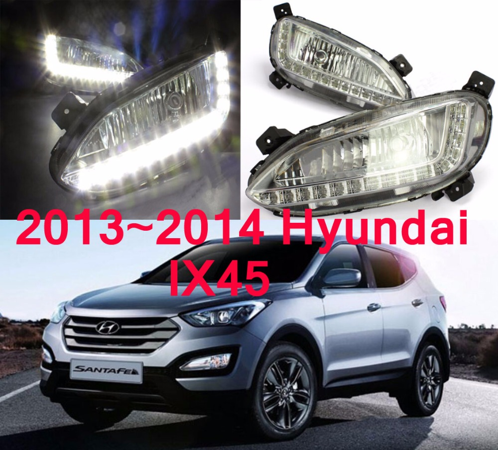 LED,2013~2016 Santa Fe IX45 daytime Light,IX45 fog light,IX45 headlight,accent,Elantra,Genesis,i10,i20,IX45 taillight
