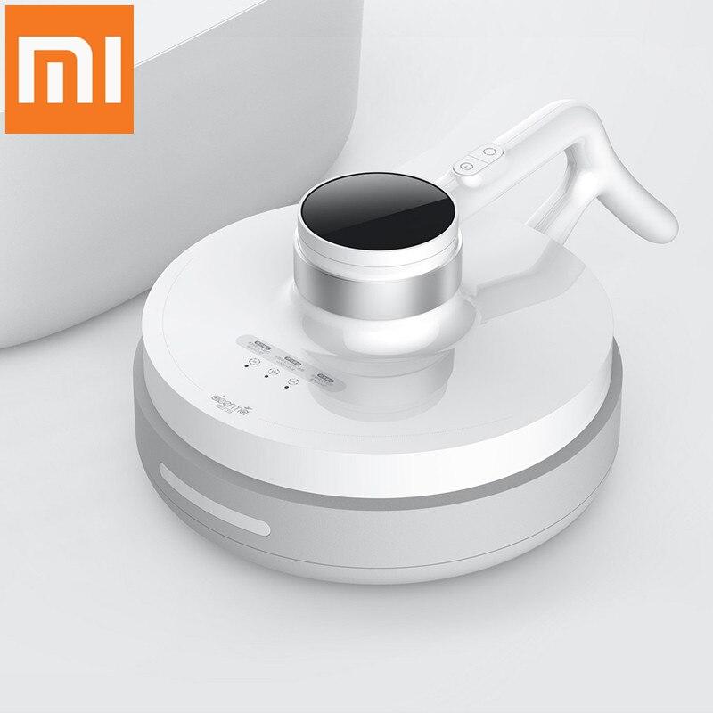 Xiaomi Deerma Portable Blanc Sans Fil De Poche Aspirateurs 7000 pa Poussière Acariens Contrôleur Ultraviolet Aspirateur Intelligent Pour La Maison