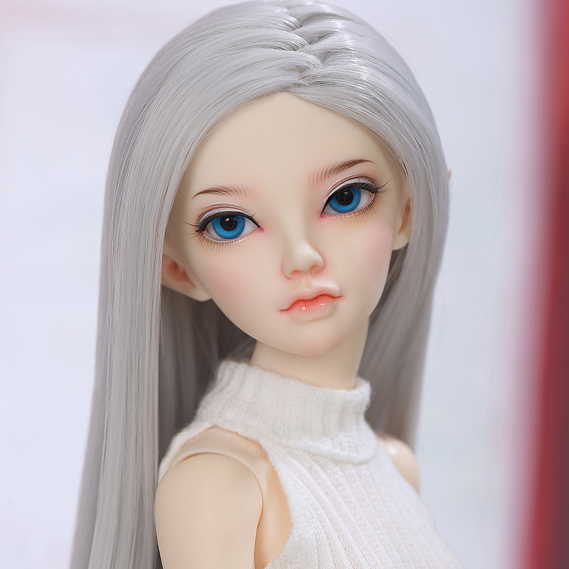 Oyuncaklar ve Hobi Ürünleri'ten Bebekler'de Fairyland Minifee Siean elf Fullset Takım Elbise 1/4 BJD SD bebek Fairyline Moeline MSD Luts Littlemonica'da  Grup 1
