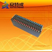 Бесплатная доставка 16 порт модемный пул MC55i с quad-band GSM/GPRS