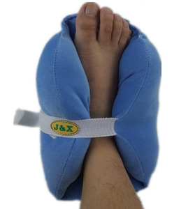 Image 5 - HANRIVER Decompression in bed foot ring against bedsore heel pad first step pedal with protective sleeve tee shoe covers the eld