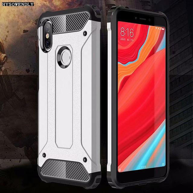 HYSOWENDLY Armor Case For Xiaomi Redmi S2 5 99 Cases Shockproof