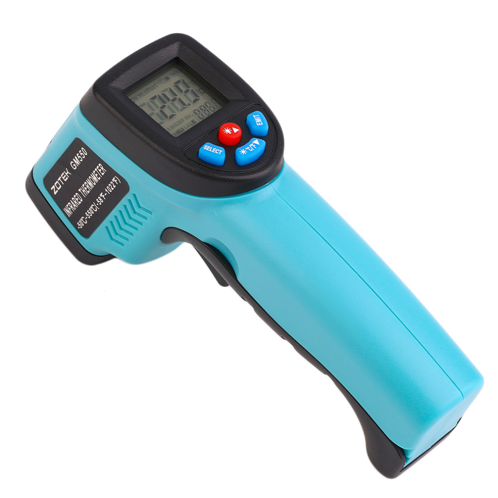 2017 NEW GM550 Digital Infrared Thermometer Industrs