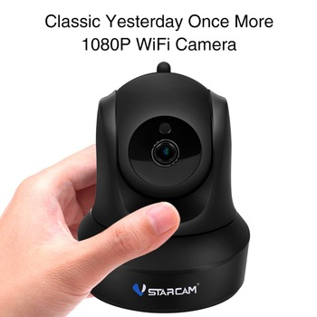 VStarcam C29S 1080P Full HD Wireless IP Camera CCTV WiFi Home Surveillance Security Camera System with iOS/Android Pan Tilt Zoom 1