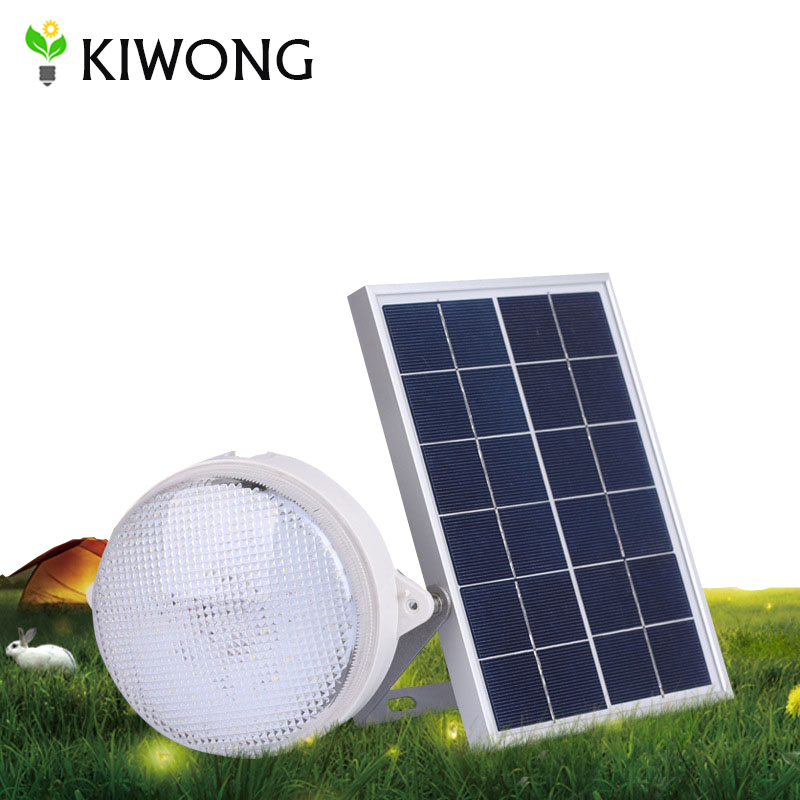 buy New Solar Ceiling Light 60led 6W Supper Bright Outdoor Garden Wall Ceiling Camps Long Working Time  Lights For Yard House pic,image LED lamps deals