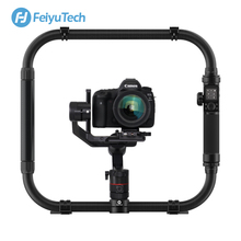 FeiyuTech Feiyu AK Series Double-hand Foldable Set  Dual Handle Cricle Grip for AK2000 AK4000 AK4500 DSLR Stabilizer Gimbal