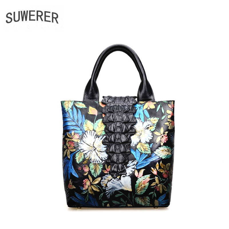 2019 new leather handbag retro embossed Chinese style large capacity leather middle-aged female bag branded handbag2019 new leather handbag retro embossed Chinese style large capacity leather middle-aged female bag branded handbag