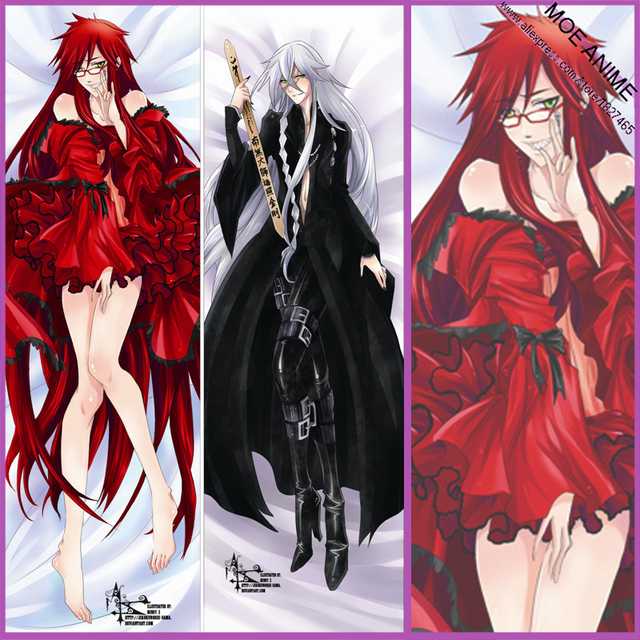 Undertaker And Grell Black Butler