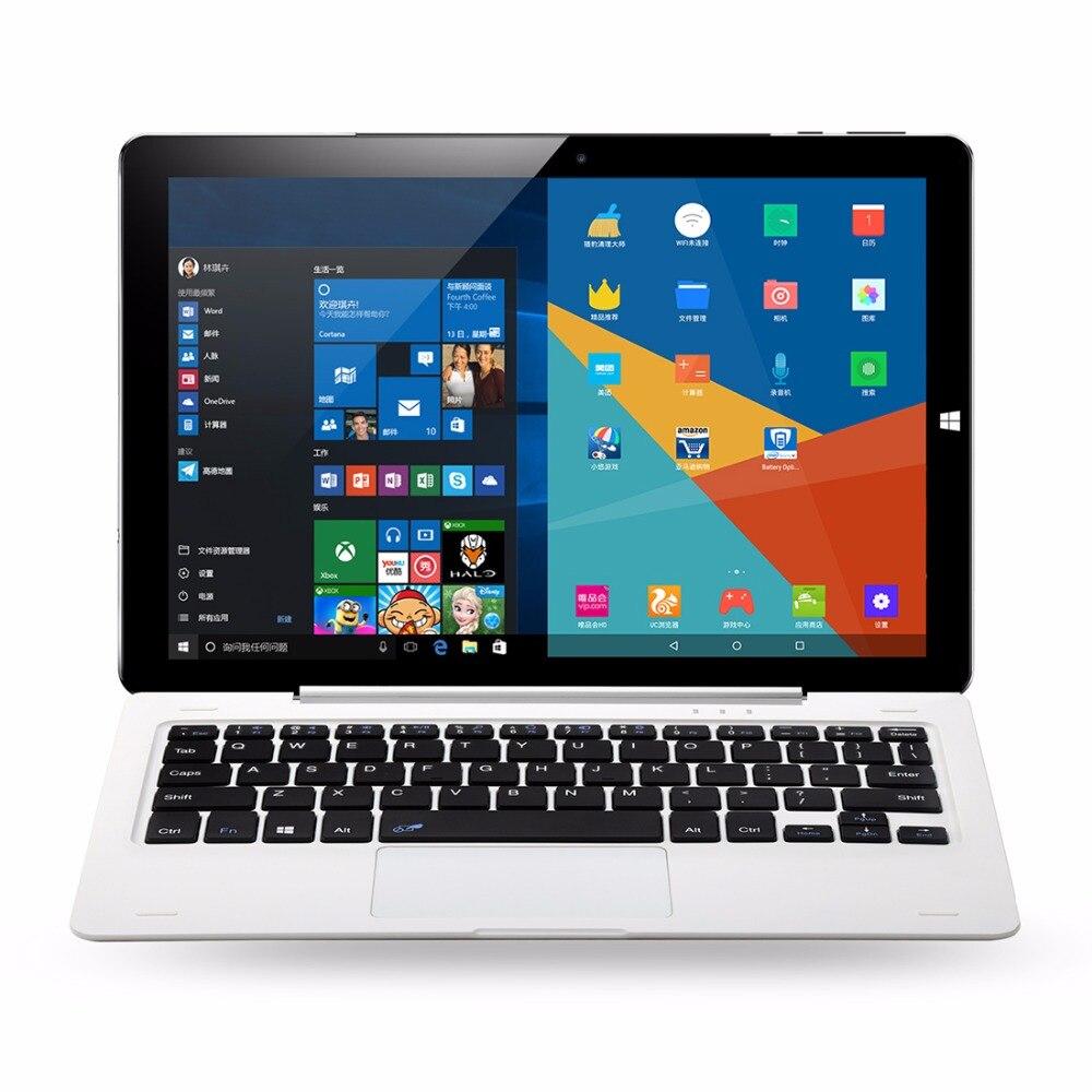 Original ONDA oBook 20 Plus 10.1 pouces tablettes Windows 10 maison Remix OS 2.0 Android 5.1 double OS Intel X5-Z8350 Quad Core 4 GB 64 GB - 4