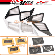 Для BMW R1200GS LC 2013-2016 14 15 Мотоцикл Алюминий и Нержавеющая Сталь Воздухозаборник Решетка Крышка Протектор