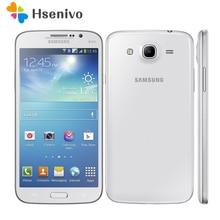 Samsung Débloqué Original Samsung Galaxy Mega 5.8 I9152 8G ROM 1.5G RAM Dual Sim mobile téléphone Rénové Livraison gratuite