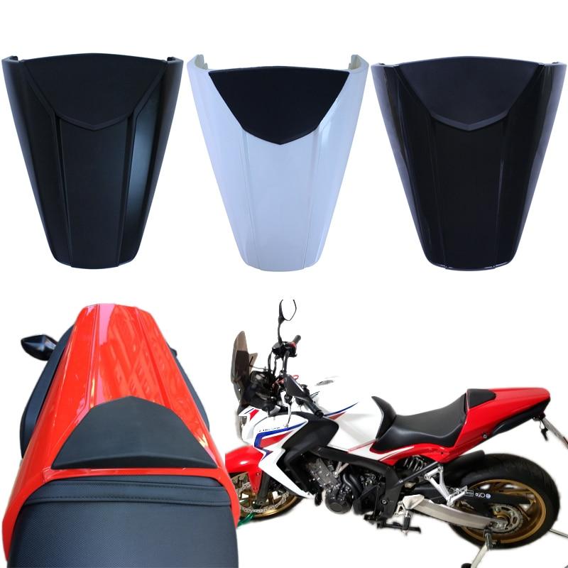 Seat Cowls Black/Orange/Blue/Beige Gazechimp Retro Cafe Racer Rear ...