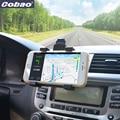 Smartphone Universal Car Air Vent Mount Holder Suporte para 7 polegada ipad tablet pda gps para todos iphone samsung galaxy htc lg xiaomi