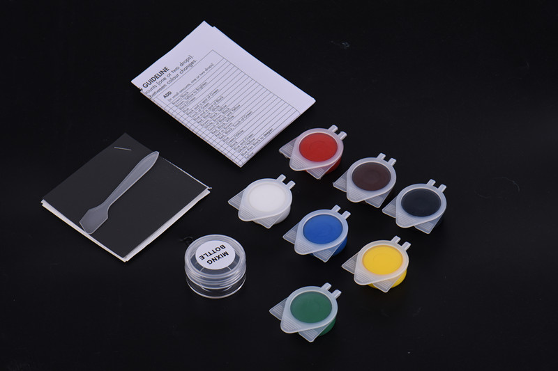 Car Polishes Paint Care Automotive Leather Repair Tool Kit Auto Seat Sofa Crack Rip Vinyl