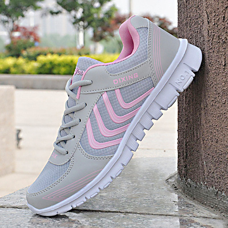 women shoes lightweight sneakers women 2019 hot trend lace-up non-slip breather mesh casual shoes woman zapatillas mujerwomen shoes lightweight sneakers women 2019 hot trend lace-up non-slip breather mesh casual shoes woman zapatillas mujer