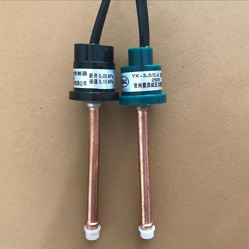 YK series pressure switch controller YK-0.15/0.3 YK-2.4/2.0 YK-3.0/2.4 YK-4.2/3.4 100% new and original g6i d22a ls lg plc input module