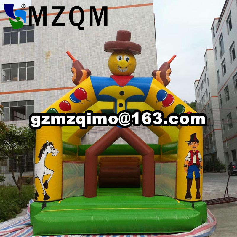 size 5X4X4.5m Inflatable Bounce House Bouncy Castle Jumper Slide Inflatable Trampoline Funny Game Toy For Children super funny elephant shape inflatable games kids slide toy for outdoor