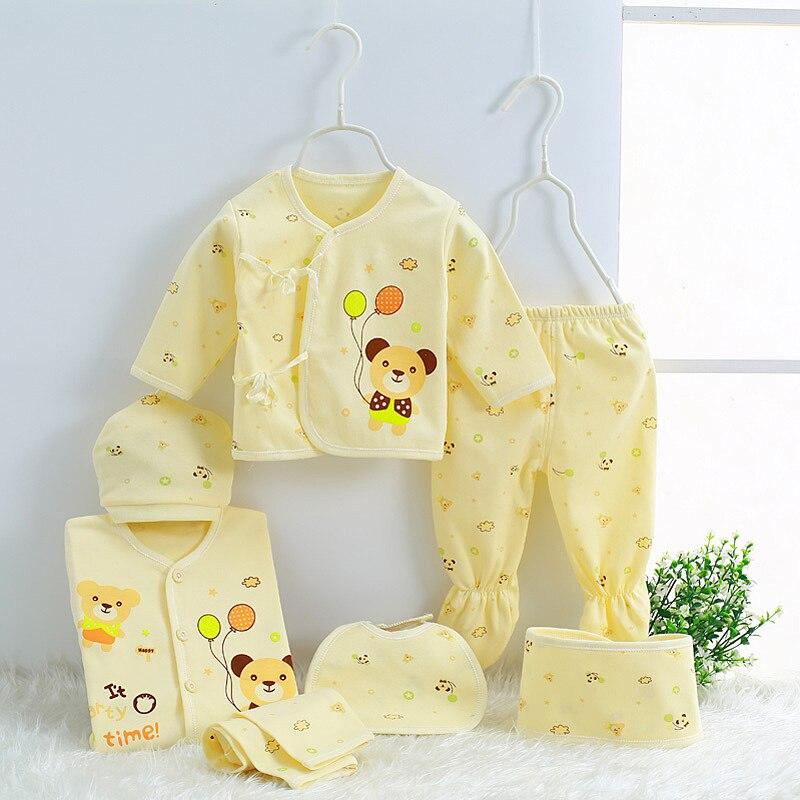 d2d2678429520 Nouveau-né vêtements pour bébé ensembles bébé filles vêtements pour garçons  Chaude nouvelle Marque bébé cadeau infantile de Dessin Animé de coton ...