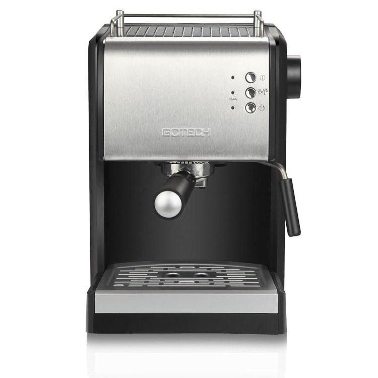 Semi-automatic Italian Coffee Machine Pressure Steam Milk Foam Anti-overheating Over-voltage 15BAR Coffee Maker цена и фото