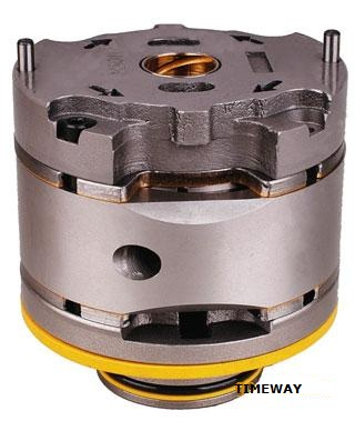 Replacement vickers 2520Vk21a11 hydraulic vane pump core cartridge taifu pump 4stm6 11