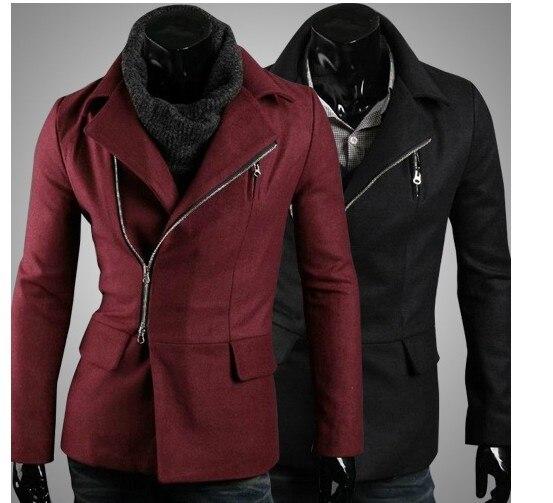 Online Get Cheap Zipper Pea Coat -Aliexpress.com   Alibaba Group