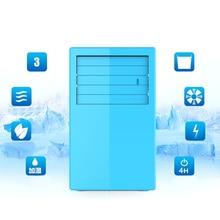 Desktop Air Conditioning Green Portable Air Conditioner Energy Efficient Mini Air Conditioning Fan Giving You Cool Summer