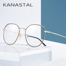 KANASTAL מחשב אנטי כחול Ray משקפיים אנטי כחול אור משקפיים אופטי משקפיים העין משחקים משקפי אנטי עייפות 1906