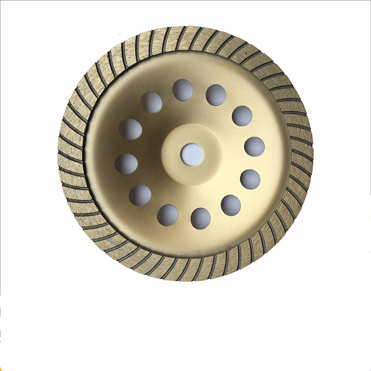 7 inch soft bond diamond segment grinding cup wheel for ceramic cement or concrete cobsa plus cement classic 7 5x15