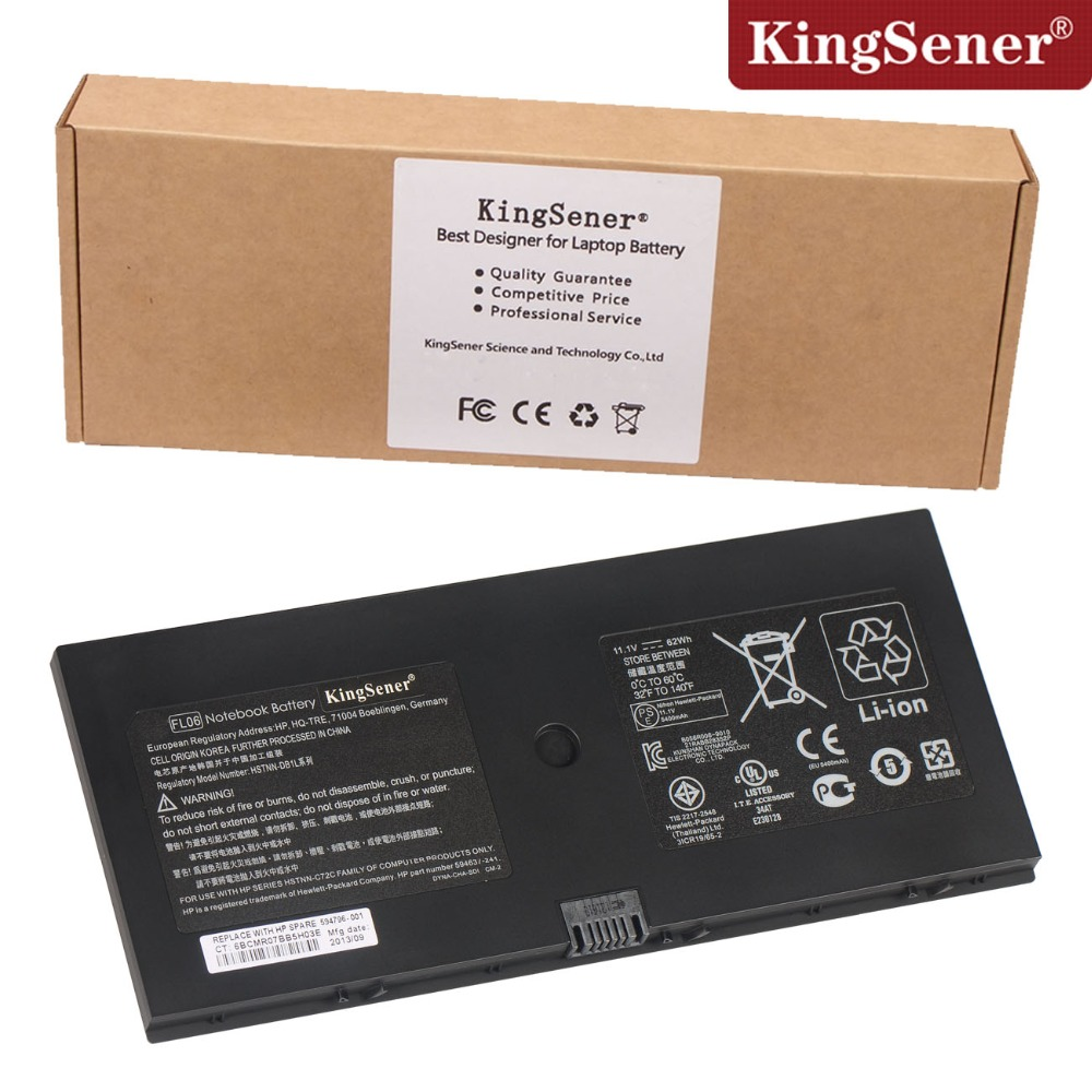 11,1 v 62wh korea celll original fl06 batterie für hp probook 5310...