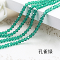Free Shipping~! 3A+ Geen Zircon Color Round Crystal Glass Beads Loose for JDIY bracelet necklace jewelry accessories.4mm~10mm