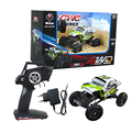 WL Toys 2.4G RC Car 1:24 radio electric four-wheel drive vehicle climing 24438 4WD Remte control Dirt Bike Racing car climber