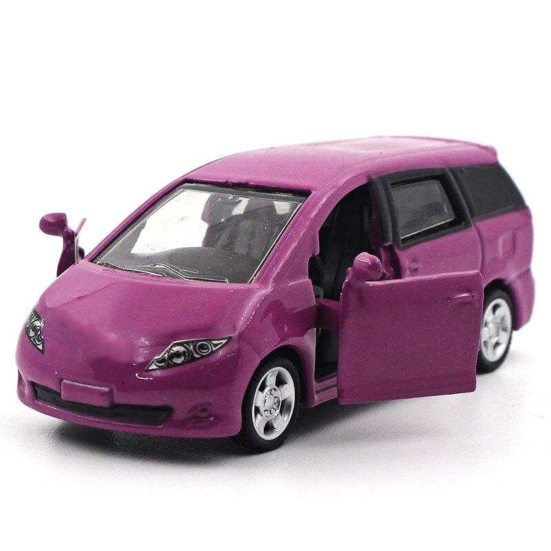 1:64 Alloy Car Model Sports Car Toyota Providia Business