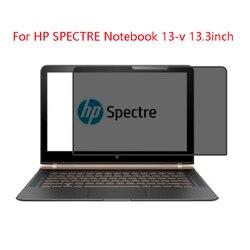 Dla HP SPECTRE Notebook 13 13.3 cal ekran laptopa ekran chroniący prywatność prywatność anty blu ray skuteczna ochrona wzroku na