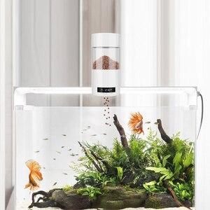 Automatic Feeder Fishing Fish Feeder Auto Fish Food Timer Aquarium Tank Fish Food Dispenser Fishing Feeder