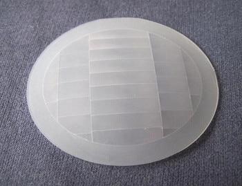N. ° PUJS-6052 lente de Fresnel de alta calidad, materiales de PE, diámetro 60mm, longitud Focal 31mm, distancia 12 m, ángulo sensible 120