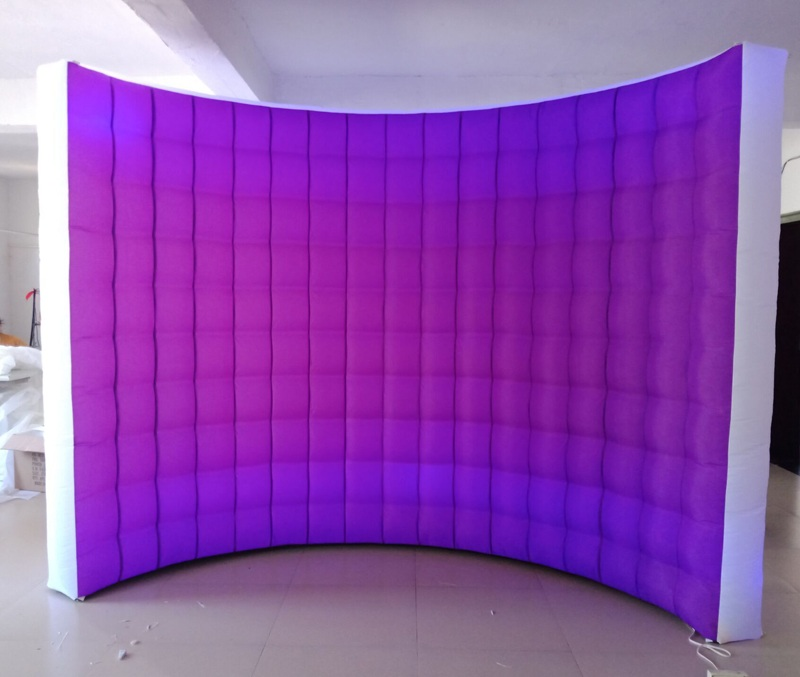Purple Wall 10ft 002