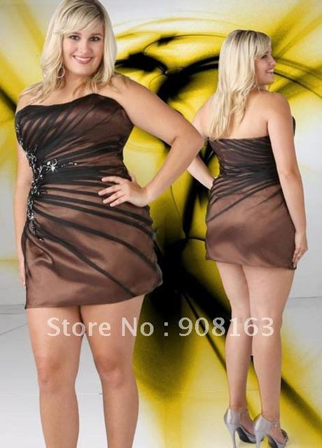 Hot Sell Mini Strapless Sweetheart Satin And Tulle Stunning Plus