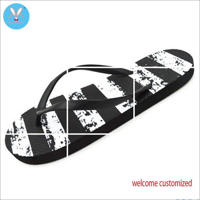 3c92149fb90fe2 Stylish multicolor custom design EVA flip flops do not feel comfortable and environmentally  friendly custom flip flops