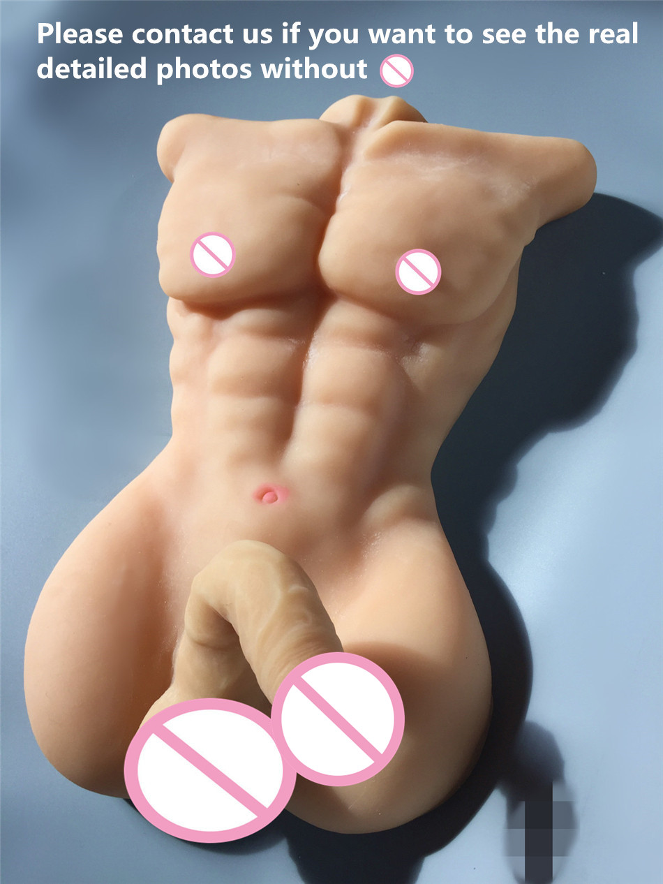 <font><b>Sex</b></font> <font><b>Doll</b></font> for Women,Muscle Man Body with Hard Long Cock,Penis for Girls,<font><b>female</b></font> Masturbator <font><b>Realistic</b></font> Body Shape <font><b>Sex</b></font> <font><b>Doll</b></font> image