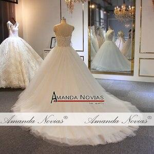 Image 2 - Sexy Bride dress customer order wedding dress simple beach wedding dress