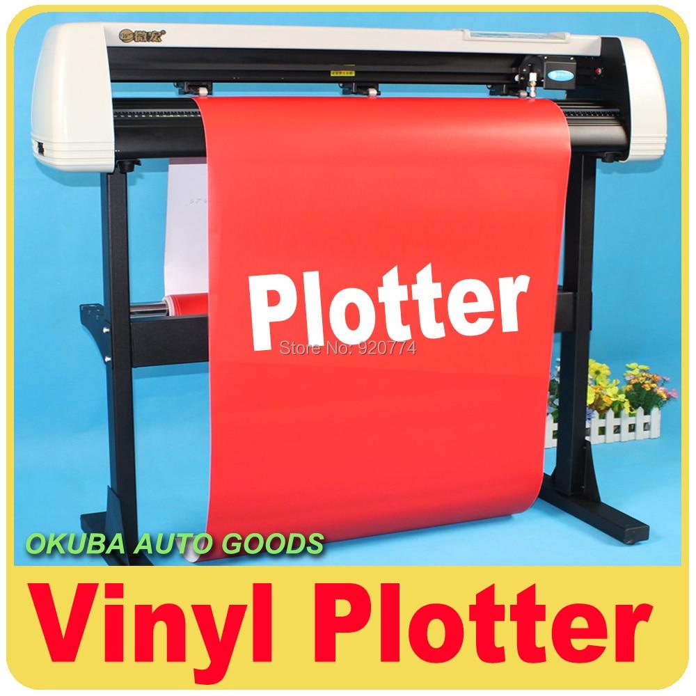 850 Style Vinyl Cutting Plotter Cutting Machine For