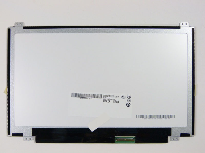 B116XTN04 0 New 11 6 LCD LED Screen Display 1366X768 Resolution Matte Replacement