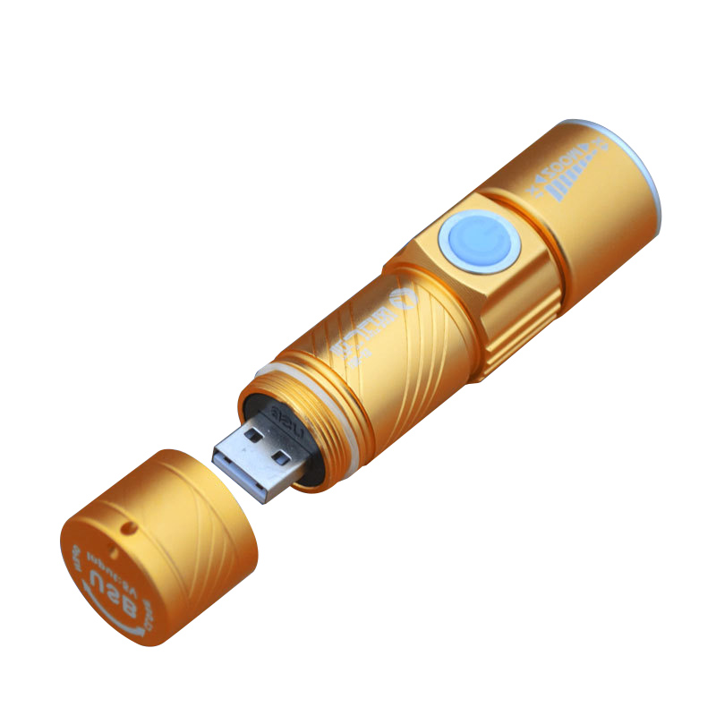 Led Flashlight Q5 Ultra Bright Flashlight Rechargeable Torch Flashlight Mini USB Flashlight For Fishing Camping Night Riding ultra bright tactical flashlight usb rechargeable 26650 16340 battery xml t6 led torch for camping security emergency use