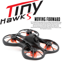 EMAX Tinyhawk S FPV Racing Drone indoor Brushless Drone 75mm 4in1 F4 Controller 600TVL Camera BNF 5A 15500KV 37CH 25mW VTX 1S 2S