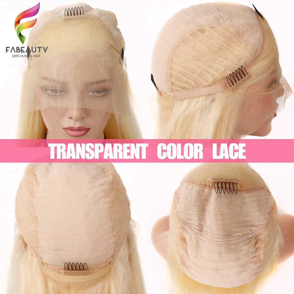 613 blondynka ludzki włos koronki przodu peruka peruwiański ciało koronkowa fala peruka Front wstępnie oskubane 13*4 Glueless 613 koronkowe peruki Remy włosy