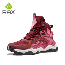 Rax 2019 New Style Light Breathable Hiking Shoes Women Outdoor Sports
